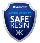 KoreKote Safe Resin